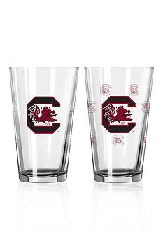 Boelter 16-oz. NCAA South Carolina Gamecocks 2-Pack Color Changing Pint Glass Set