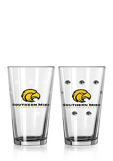 Boelter 16-oz. NCAA Southern Miss Golden Eagles 2-pack Color Changing Pint Glass Set