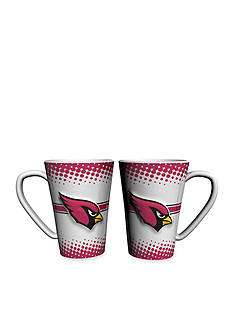 Boelter 16-oz. NFL Arizona Cardinals 2-pack Latte Coffee Mug Set