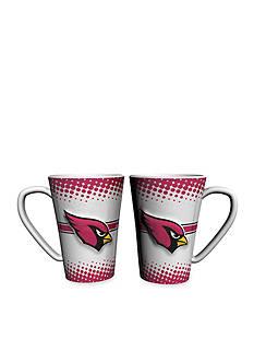 Boelter 16-oz. NFL Arizona Cardinals 2-pack Latte Coffee Mug Set