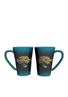 Boelter 16-oz. NFL Jacksonville Jaguars 2-pack Latte Coffee Mug Set