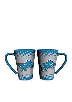 Boelter 16-oz. NFL Detroit Lions 2-pack Latte Coffee Mug Set