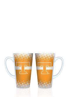 Boelter 16-oz. NCAA Tennessee Volunteers 2-pack Latte Coffee Mug Set