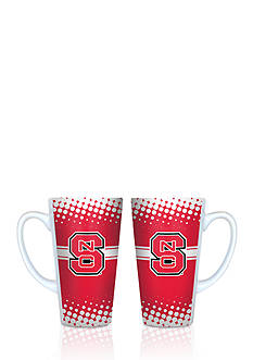 Boelter 16-oz. NCAA NC State Wolfpack 2-pack Latte Coffee Mug Set