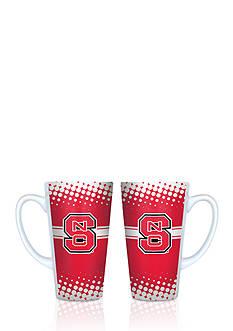 Boelter 16-oz. NCAA NC State Wolfpack 2-pack Latte Coffee Mug Set