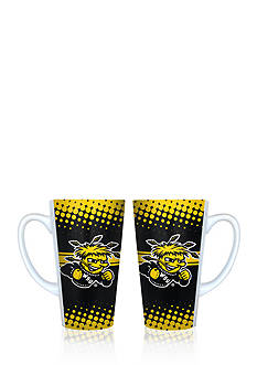 Boelter 16-oz. NCAA Wichita State Shockers 2-pack Latte Coffee Mug Set