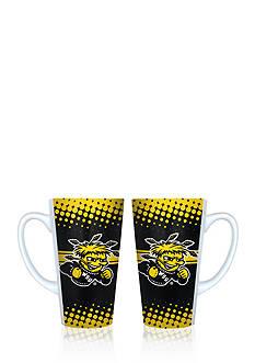 Boelter 16-oz. NCAA Wichita State Shockers 2-pack Latte Coffee Mug Set