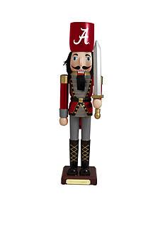 Memory Company 14-in. University of Alabama Nutcracker Figurine