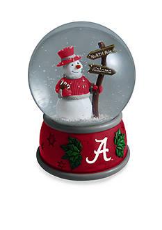 Memory Company 5.5-in. University of Alabama Snowglobe