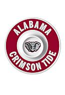 Alabama Crimson Tide Melamine Chip & Dip