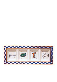 Memory Company Florida Gators Game Day Relish Tray