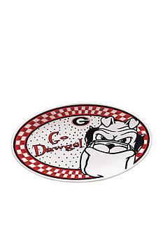 Memory Company Georgia Bullogs Game Day Platter
