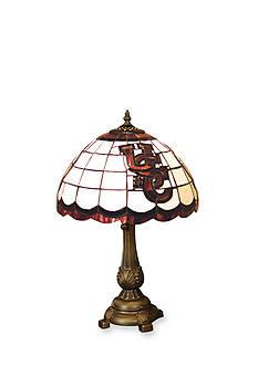 Memory Company NCAA University of South Carolina Gamecocks Tiffany Stained Glass Table Lamp