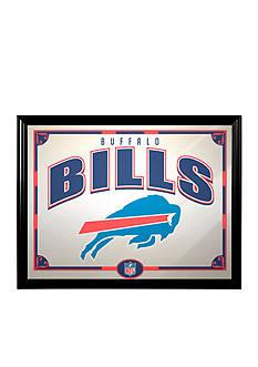 Memory Company NFL Buffalo Bills Team Framed Mirror
