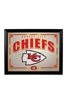 Memory Company Kansas City Chiefs NFL Framed Mirror