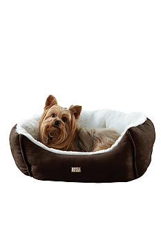 Animal Planet Ultra Suede Small Pet Bed
