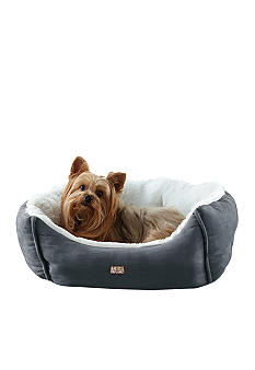 Animal Planet Ultra Suede Small Pet Bed - Blue