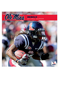 Lang Ole Miss Rebels Wall Calendar
