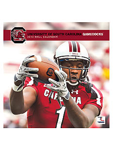 South Carolina Gamecocks Wall Calendar
