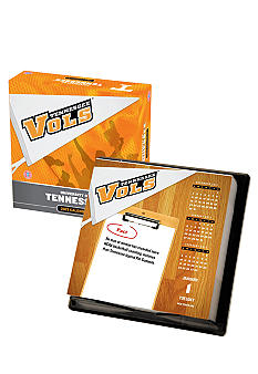 Lang Tennessee Volunteers Box Calendar