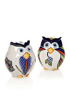 Home Accents ANA FLRL OWL S&P