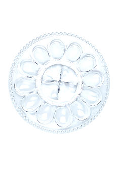 Home Accents Beaded Egg Dish