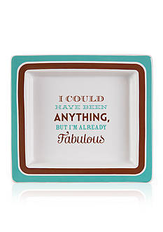 Home Accents Fabulous Trinket Tray