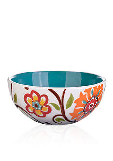 Home Accents 6-in. Round Soup Bowl