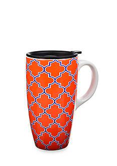 Home Accents Coral Trellis Mug