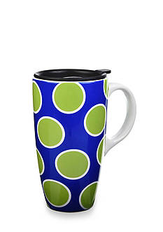 Home Accents Polka Dot Mug