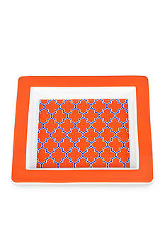 Home Accents Coral Trellis Tray