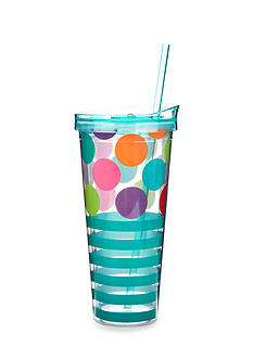 Home Accents Stripe Tumbler