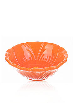 Home Accents 4.5-in. Orange Figural Fruit Bowls