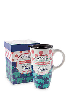 Home Accents 20-oz. Sister Latte Mug