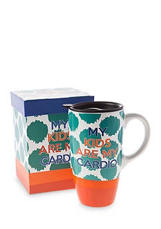 Home Accents 20-oz. 'My Kids Are My Cardio' Latte Mug
