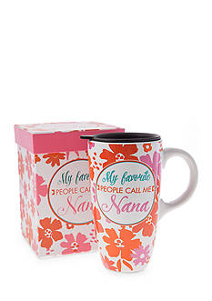 Home Accents 20-oz. 'My Favorite People Call Me Nana' Latte Mug