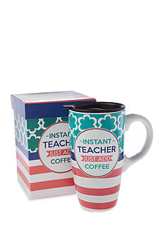 Home Accents 20-oz. 'Instant Teacher' Latte Mug