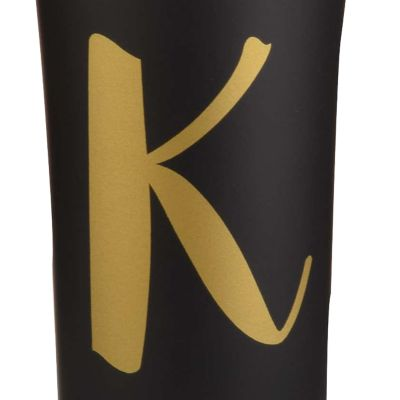 For The Home: Home Accents Kitchen: K Home Accents 16-oz. Monogram Stainless Steel Tumbler