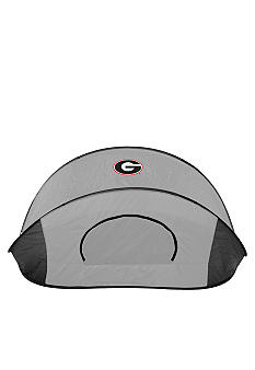 Picnic Time Georgia Bulldogs Manta Sun Shelter - Online Only