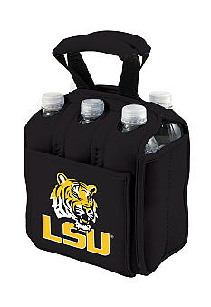 Picnic Time LSU Tigers Beverage Buddy Six Pack - Online Only