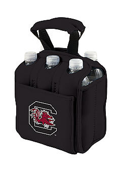 Picnic Time South Carolina Gamecocks Beverage Buddy Six Pack - Online Only