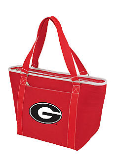 Picnic Time Georgia Bulldogs Topanga Cooler - Online Only