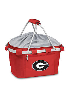 Georgia Bulldogs Picnic Basket