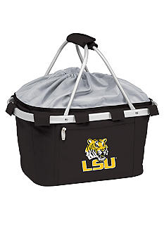 Picnic Time LSU Tigers Metro Basket - Online Only