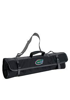 Picnic Time Florida Gators 4-Piece BBQ Tote