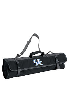 Picnic Time Kentucky Wildcats 3-piece BBQ Tote - Online Only