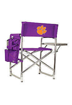 Picnic Time Clemson Tigers Sports Chair - Online Only