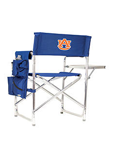 Picnic Time Auburn Tigers Sports Chair