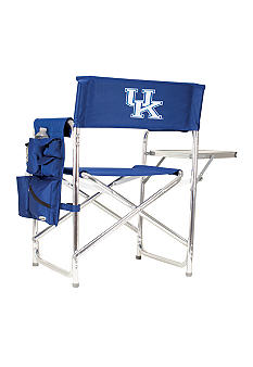 Picnic Time Kentucky Wildcats Sports Chair - Online Only