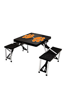 Picnic Time Clemson Tigers Picnic Table - Online Only